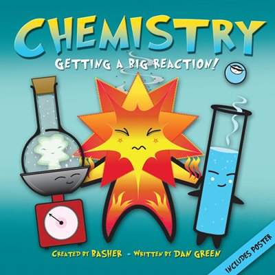 Book cover for Basher Science: Chemistry