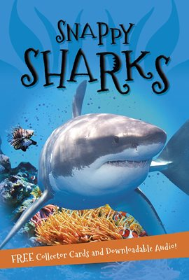 Book cover for It's all about... Snappy Sharks