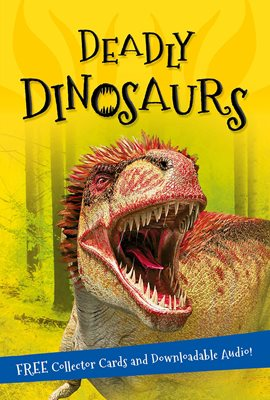 Book cover for It's all about... Deadly Dinosaurs