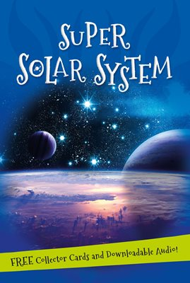 Book cover for It's all about... Super Solar System
