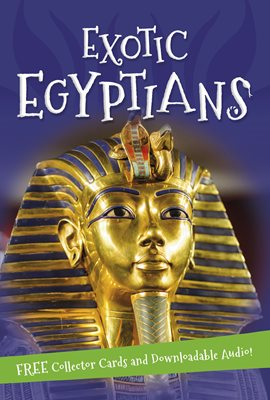 Book cover for It's all about... Exotic Egyptians