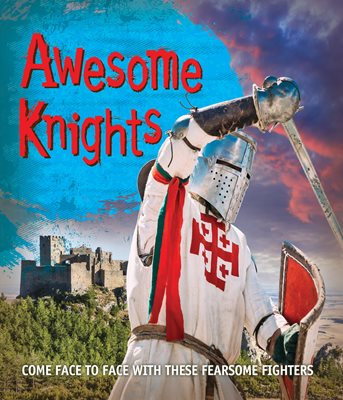 Book cover for Fast Facts! Awesome Knights