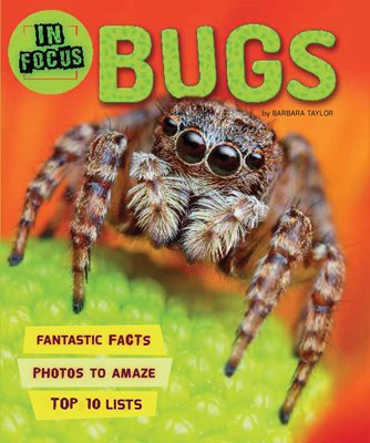 Book cover for In Focus: Bugs
