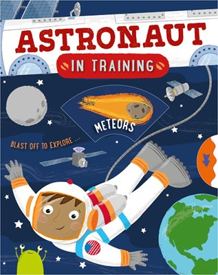 Book cover for Astronaut in Training