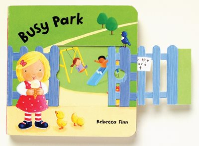 Book cover for Busy Books: Busy Park