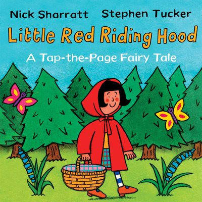 Book cover for Little Red Riding Hood
