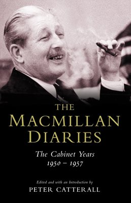 Book cover for The Macmillan Diaries
