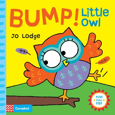 Book cover for Bump! Little Owl