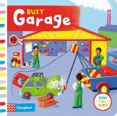Busy Garage