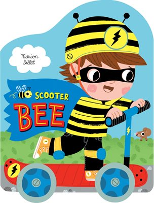 Book cover for Scooter Bee