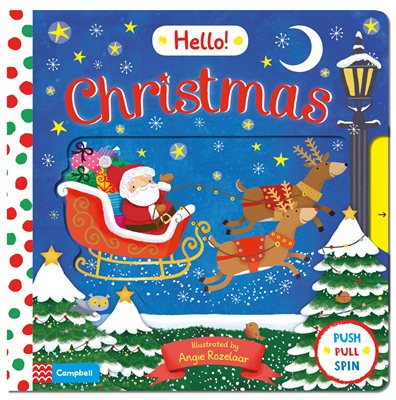 Book cover for Hello! Christmas