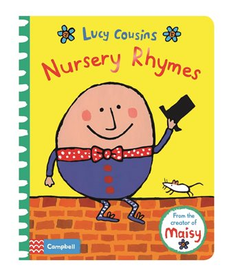 Book cover for Nursery Rhymes