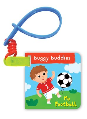 Book cover for My Football Buggy Buddy