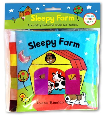 Book cover for Sleepy Farm