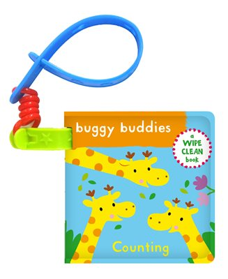 Wipe-Clean Buggy Buddies: Counting