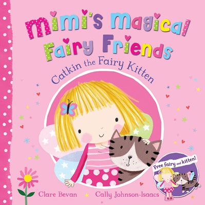 Book cover for Catkin the Fairy Kitten