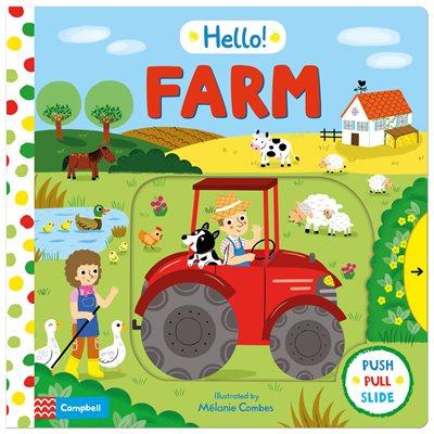 Hello! Farm