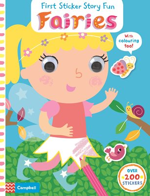 Book cover for Fairies