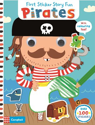 Book cover for Pirates