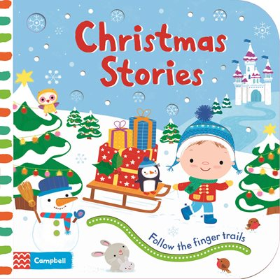 Book cover for Christmas Stories