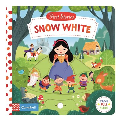 Book cover for Snow White