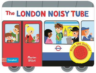 Book cover for The London Noisy Tube
