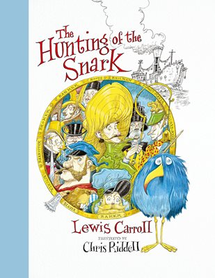 Book cover for The Hunting of the Snark