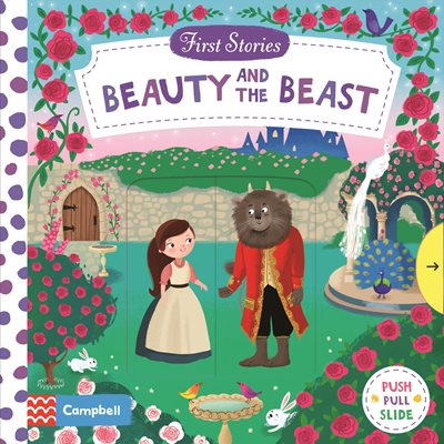 Book cover for Beauty and the Beast