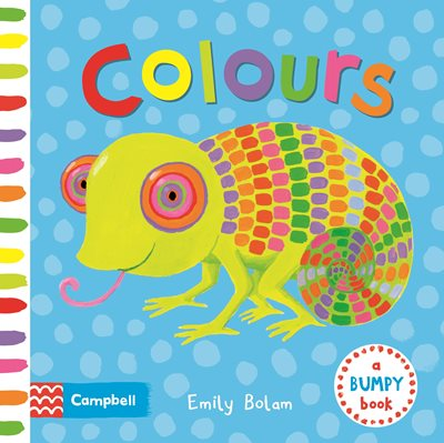 Book cover for Colours