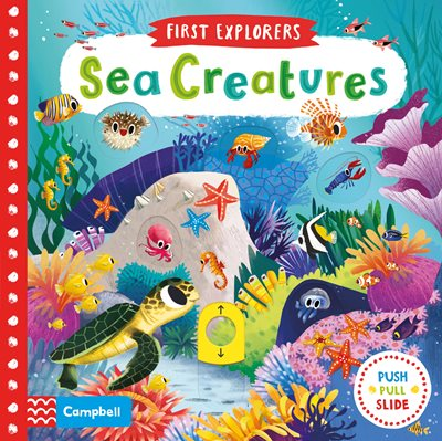 Book cover for Sea Creatures