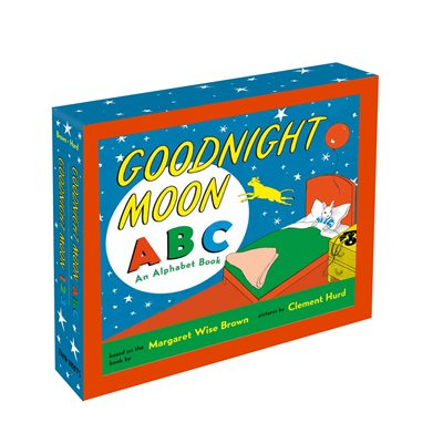 Goodnight Moon 123 and Goodnight Moon ABC Gift Slipcase