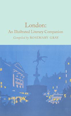 Book cover for London: An Illustrated Literary...