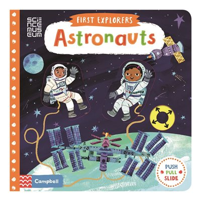 Book cover for Astronauts
