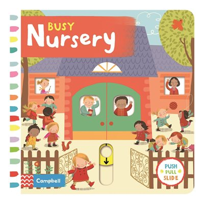 Book cover for Busy Nursery
