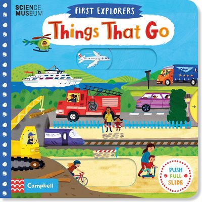 Book cover for Things That Go