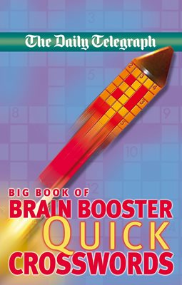 Book cover for Daily Telegraph Big Book of Brain...