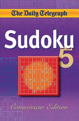 Daily Telegraph Sudoku 5 'Connoisseur Edition'