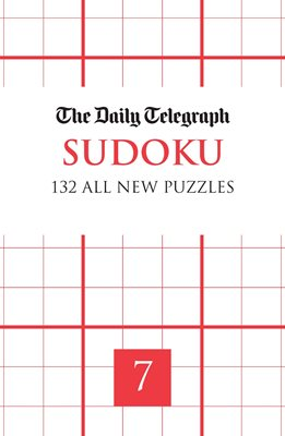 Book cover for Daily Telegraph Sudoku 7