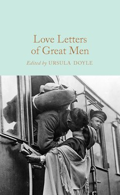 Book cover for Love Letters of Great Men