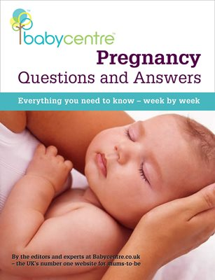 Book cover for Pregnancy Questions & Answers