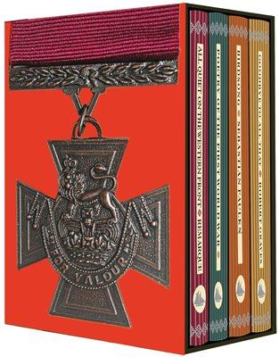 First World War 4-book boxed set