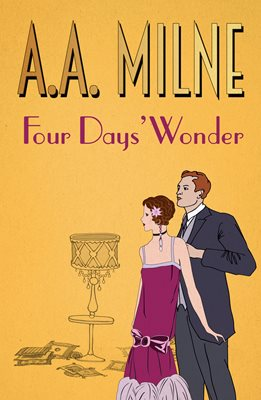 Book cover for Four Days' Wonder