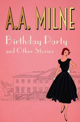 Book cover for The Birthday Party