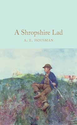 Book cover for A Shropshire Lad
