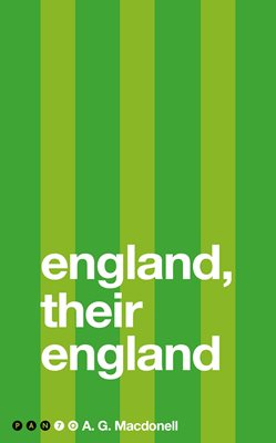 Book cover for England, Their England