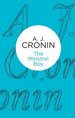 Book cover for The Minstrel Boy