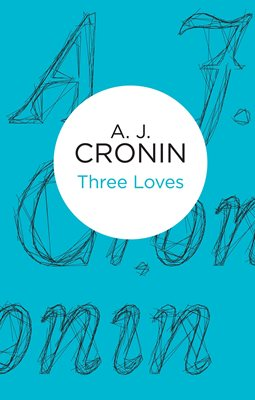Book cover for Three Loves