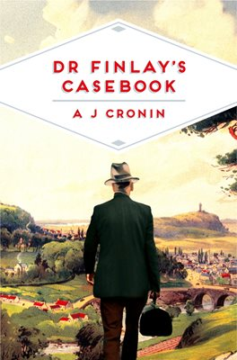 Book cover for Dr Finlay's Casebook