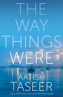 Book cover for The Way Things Were