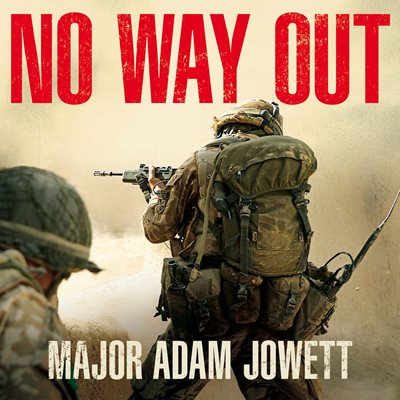 Book cover for No Way Out